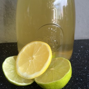 Lemon green Ice-tea