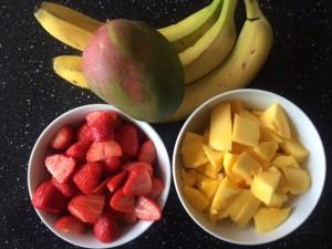 Gezond vers fruit