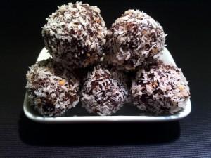 Choco snackballetjes