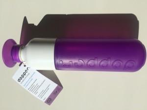 Deep purple Dopper