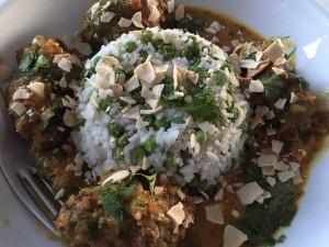 Beef Kofta Curry van Jamie