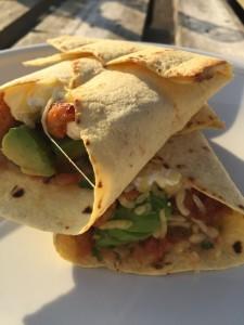 kip en avocado burrito's 1