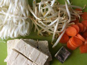 ingredients noodlesoup