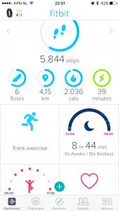 App Fitbit